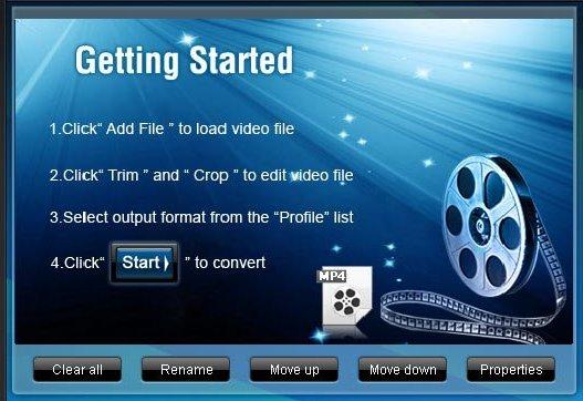 конвертировать видео
