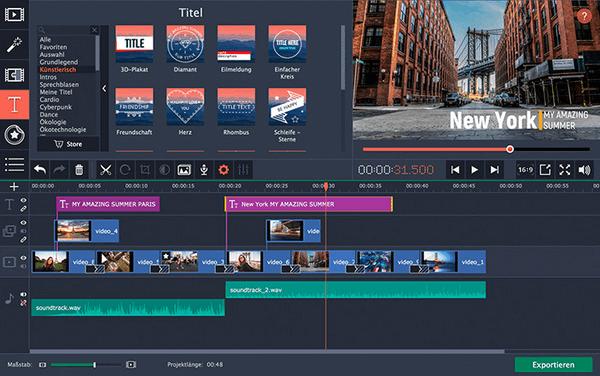 Обзор программ для создания видео